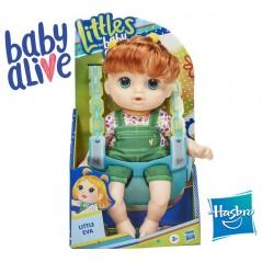 Pequeña Eva - Baby Alive - Hasbro - Littles Squad