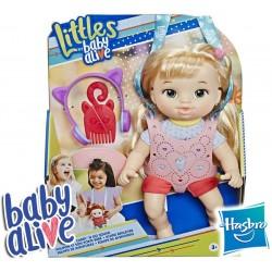 Pequeña Chloe - Baby Alive - Hasbro - Equipo de Aventuras