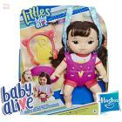 Pequeña Iris - Baby Alive - Hasbro - Equipo de Aventuras