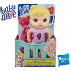 Bebe Corazon Feliz - Baby Alive - Hasbro