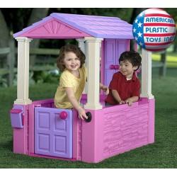 Casita de Juego Mi Primera Casita de Ensueño - American Plastic Toys - 18010