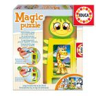 Magic Puzzle - Rompecabezas Vertical - Educa