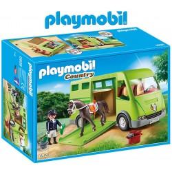 Transporte de Caballo - Playmobil