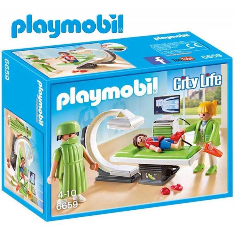 Sala de Rayos X - Playmobil