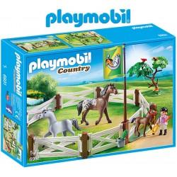 Competición de Doma - Playmobil