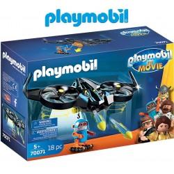 Robotitron con dron - Playmobil - La Película