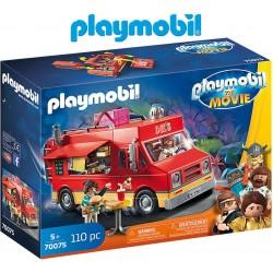 Food Truck de Del - Playmobil - La Película