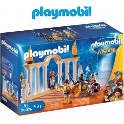 Emperador Maximus en el Coliseo - Playmobil - La Película