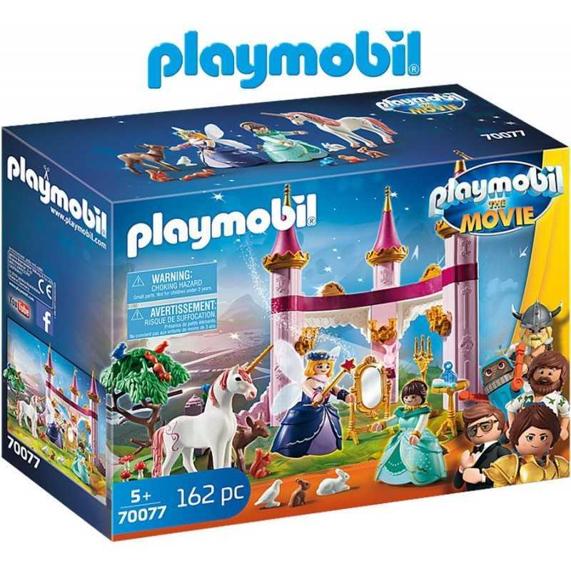 Marla en el palacio de cuento de Hadas - Playmobil - La Película