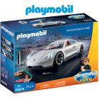 Porsche Mission E y Rex Dasher - Playmobil - La Película