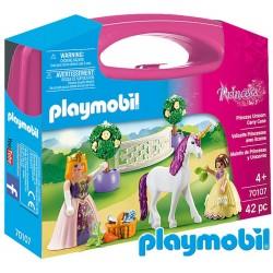 Maletín Princesas con Unicornio - Playmobil