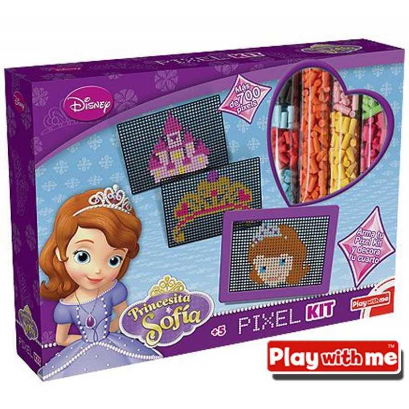 Princesita Sofia Pixel Kit - Play With Me - PlayValue