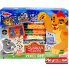 La Guardia del Leon Pixel Kit - Play With Me - PlayValue