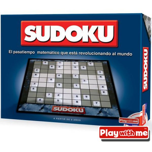 Sudoku - Play With Me - PlayValue
