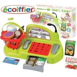 Caja Registradora - Ecoiffier - 26 Piezas