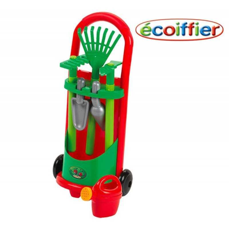 Set de Jardineria Pequeño Jardinero - Ecoiffier