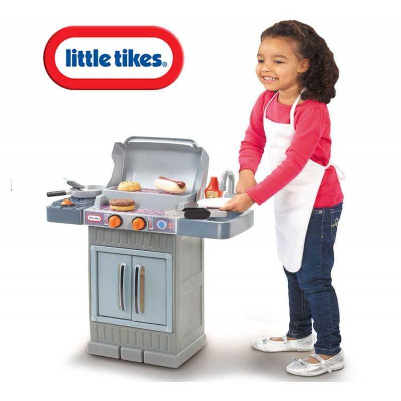 Parrilla de Asado - Cook'n Grow - Little Tikes