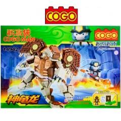 Cogo Man - Juego de Construcción - Cogo Blocks - 273 piezas