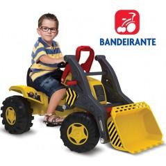Tractor Excavadora a pedal - Bandeirante - 409