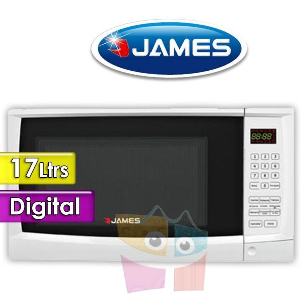 Microondas James - 17 Ltrs - J-17GD