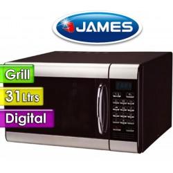 Microondas James - 31 Ltrs - J-31MDGI-U INOX - Con Grill