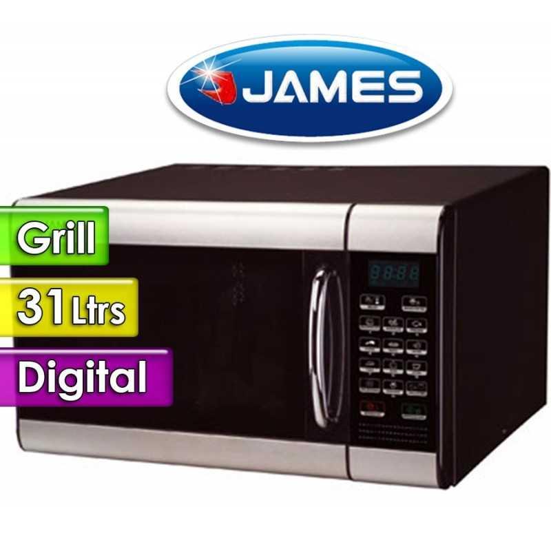 Microondas James - 26 Ltrs - J26KDGB - Con grill