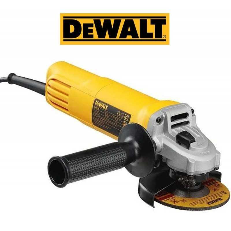 Amoladora Angular - 115mm - 700W - DeWalt - DWE4010