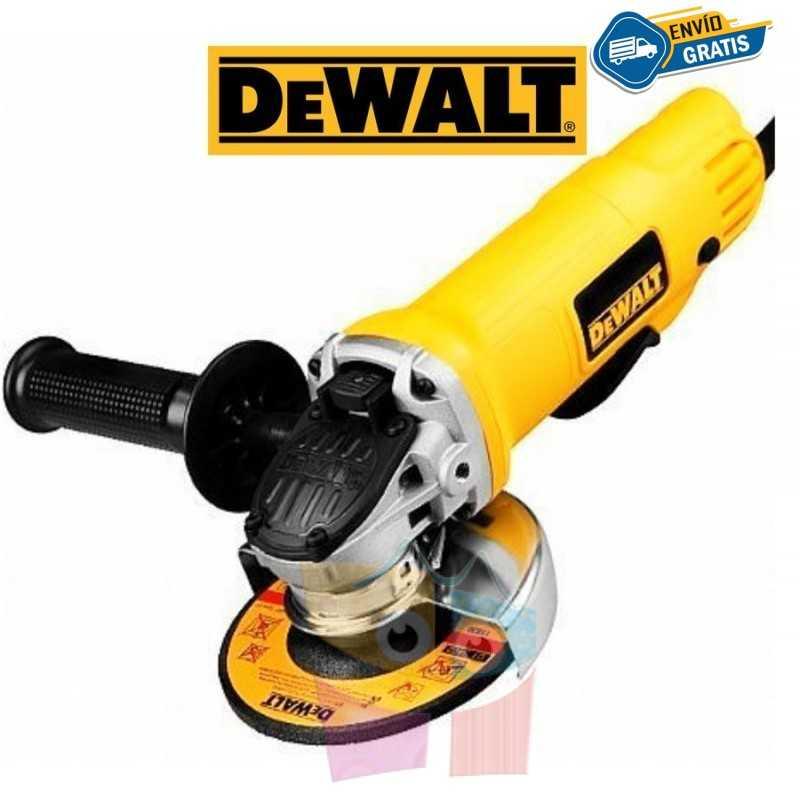 Amoladora Angular - 115mm - 900W - DeWalt - DWE4120