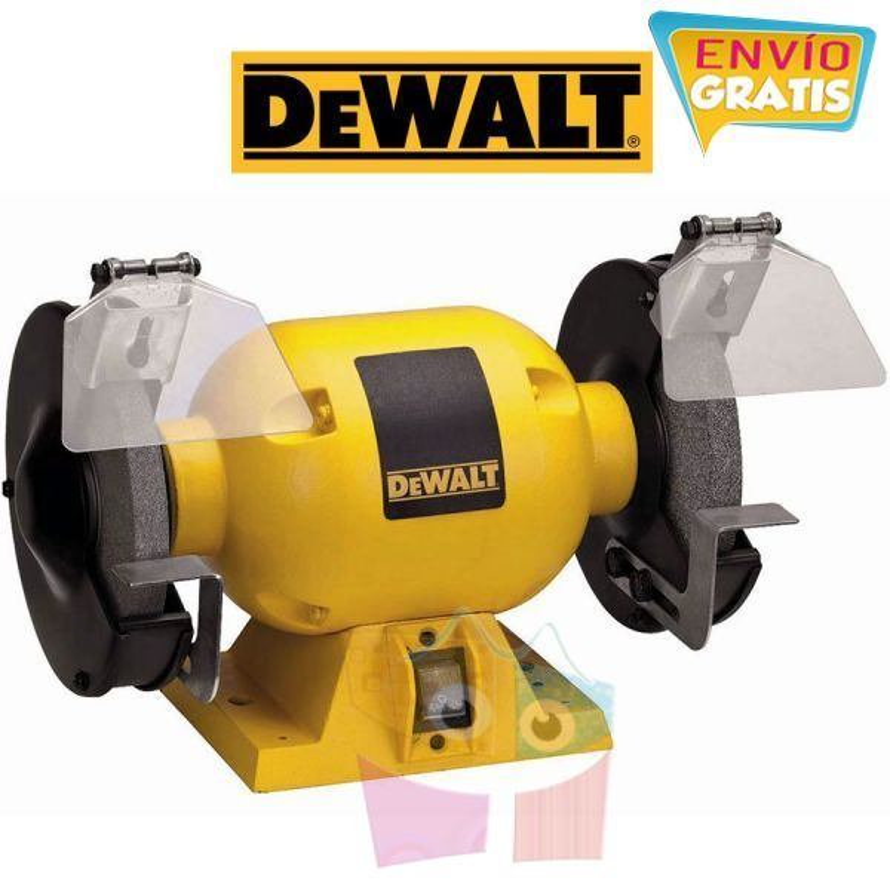 Amoladora de Banco 152 mm - 1/2 Hp - DeWalt - DWE752