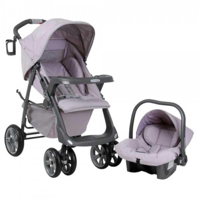 Carrito de bebé + Baby Seat - Burigotto - Linea 4001