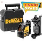Nivel Laser Horizontal y Vertical Autonivelable - 15 mts - DeWalt - DW088K-AR