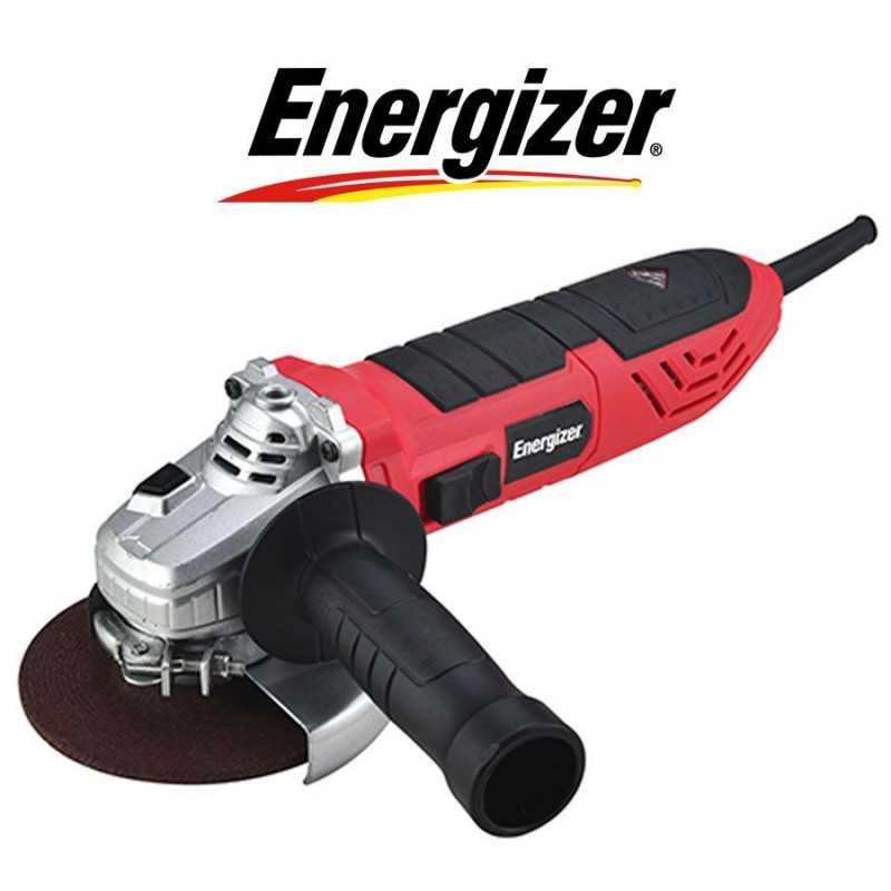 Amoladora Angular - 115mm - 900W - Energizer - EZ900AG-115