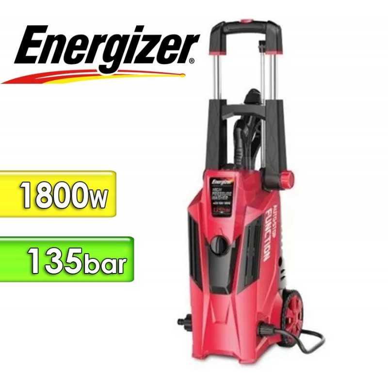 Hidrolavadora 1800W - Presion 135 Bar - Energizer - EZX100-1800