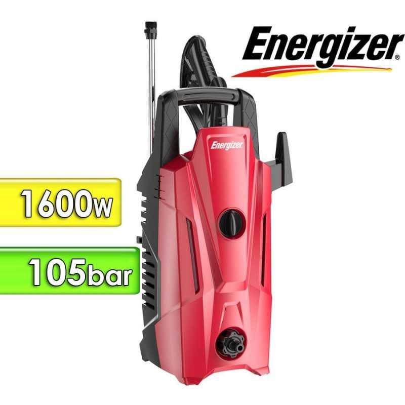 Hidrolavadora 1600W - Presion 105 Bar - Energizer - EZX65-100