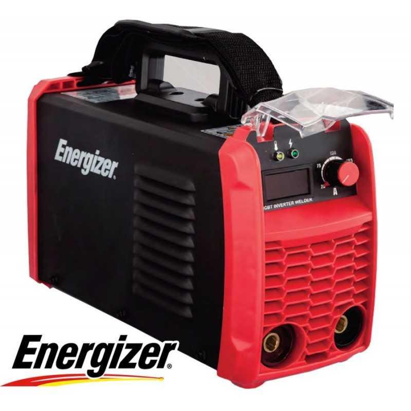 Soldador Inverter - 160A - Energizer - EZW190I