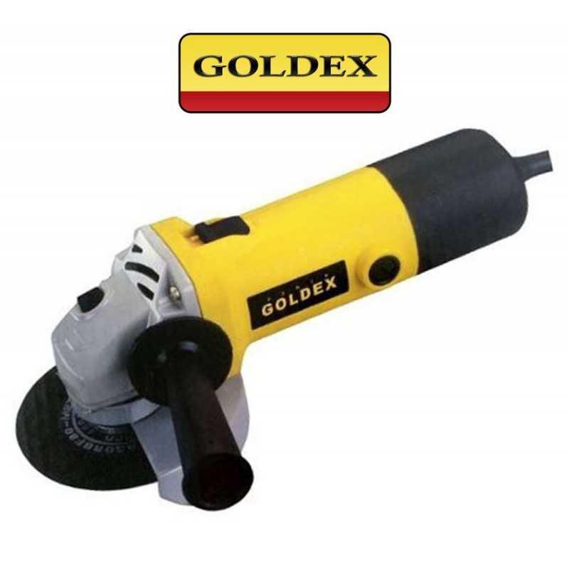 Amoladora Angular - 115mm - 500W - Goldex - P04-AG115K