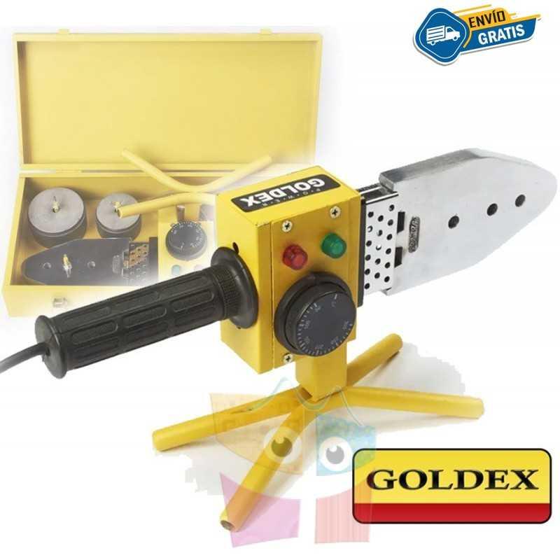 Termofusora 800w - Goldex - HW-263/HT63-9