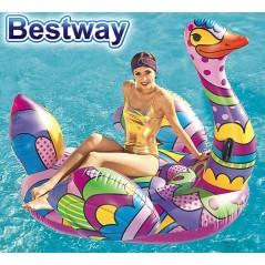Flotador Avestruz Pop - 1,90 x 1,66 Mtr - Bestway - 41117