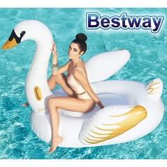 Flotador Cisne de Lujo - 1,69 x 1,69 Mtr - Bestway - 41120