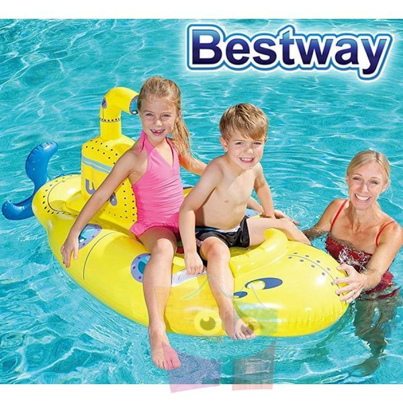 Flotador Submarino - 1,65 x 0,86 Mtr - Bestway - 41098