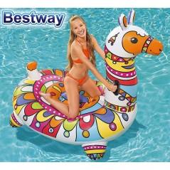 Flotador Llama - 1,93 x 1,51 Mtr - Bestway - 41136