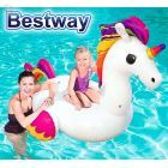 Flotador Unicornio Fantasia - 1,50 x 1,17 Mtr - Bestway - 41114