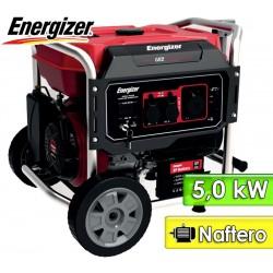 Generador Electrico 5,0 kW a Nafta - Energizer - GEZ8000