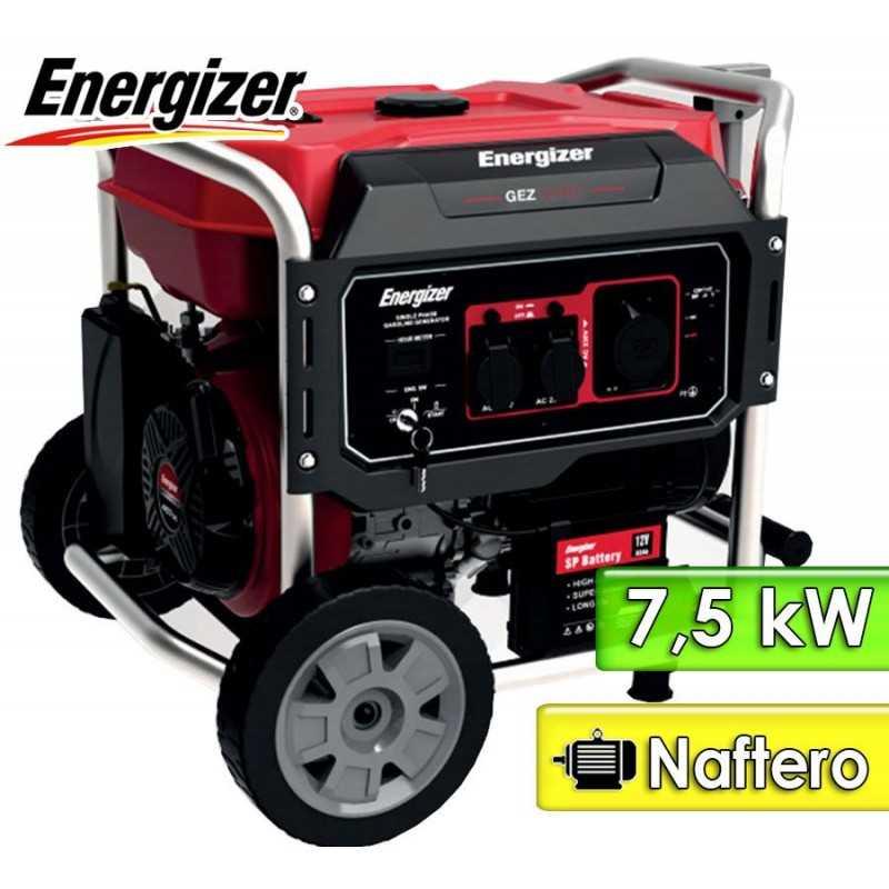 Generador Electrico 7,5 kW a Nafta - Energizer - GEZ12000