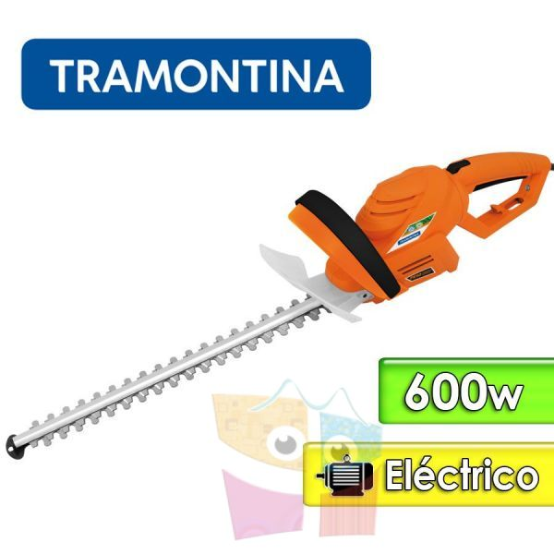 Podadora de Cerca Viva Motor Electrico 600 W - Tramontina - PE50