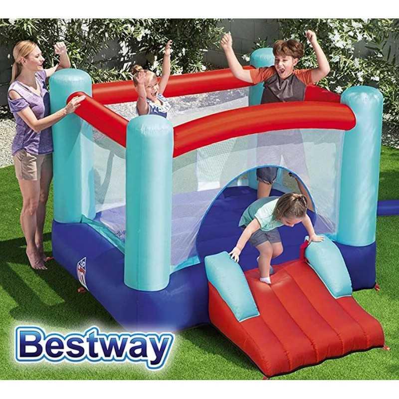 Mini Globo Loco - Bestway - Spring N' Slide - 53310