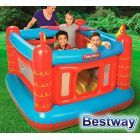Mini Globo Loco - Bestway - Fisher Price Bouncetastic - 93504 + Inflador