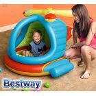 Pelotero Inflable - Bestway - Helicoptero - 52217 + Inflador
