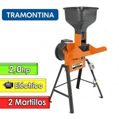 Triturador Forrajera Electrica 2 Hp - 2 Martillos  - Tramontina - TRE25