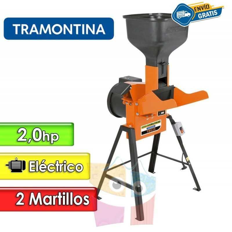 Triturador Forrajero Electrico 2 Hp - Tramontina - TRE25
